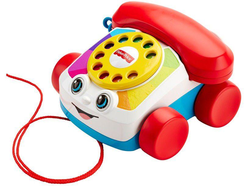 Telefone Infantil Chatter Telephone - Fisher-Price DPN22