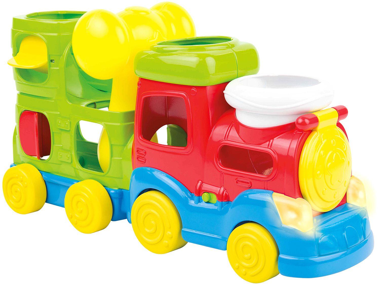 Trenzinho Brincalhão Yes Toys Winfun - 780
