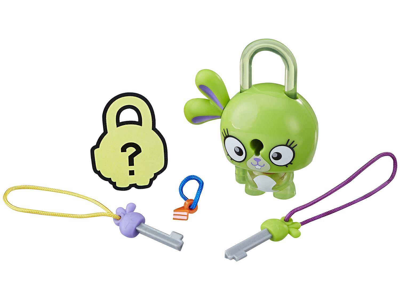 Boneco Lock Stars Cadeado com Acessórios - Hasbro
