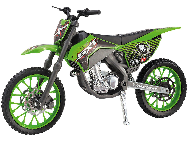 Moto Super Cross STX Usual Brinquedos