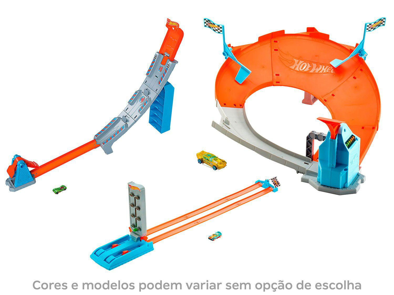 Pista GBF81 Hot Wheels Mattel