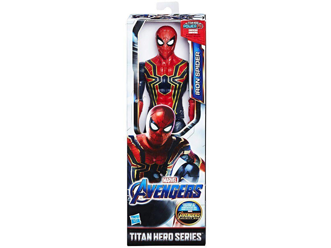 Boneco Avengers Titan Hero Hasbro
