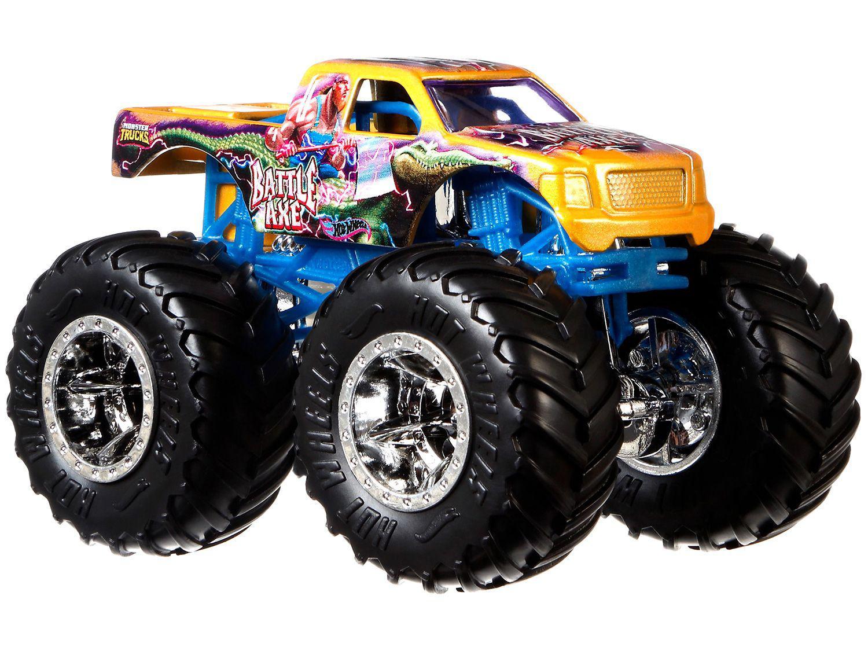 Carrinho Monster Trucks - Hot Wheels