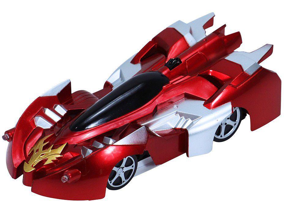 Carrinho de Controle Remoto Gravidade Zero Dm Toys