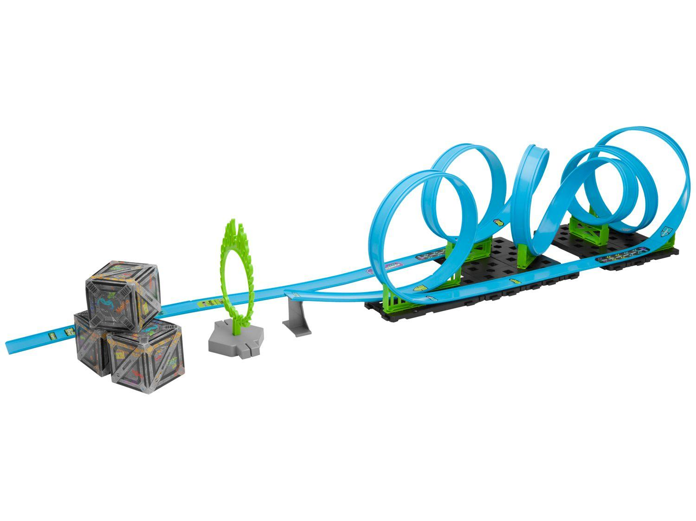 Pista Cyber Races Track Robo Raceway Maisto