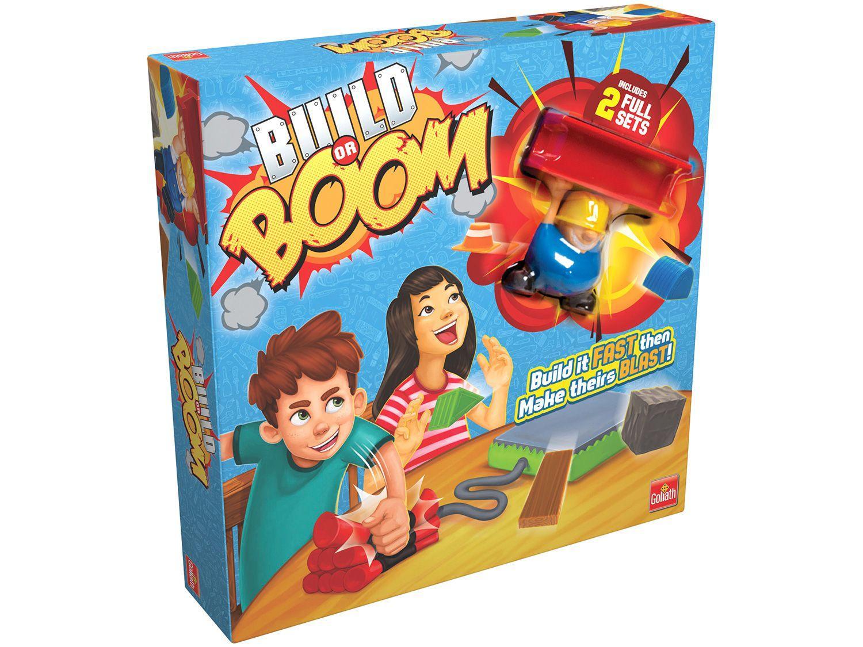 Jogo Build Boom - Multikids