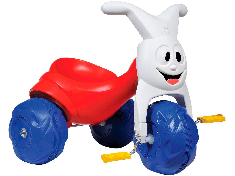 Triciclo Infantil - Bandeirante