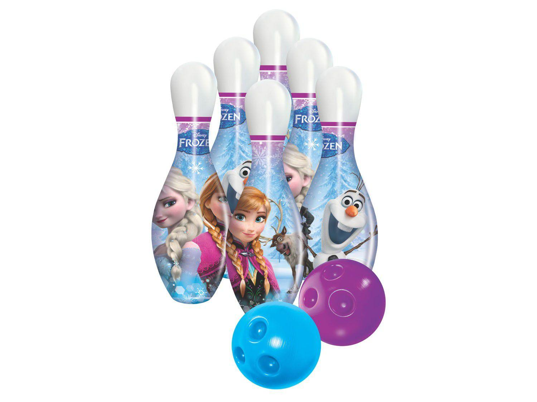 Boliche Frozen 6 Pinos Lider Brinquedos 2332
