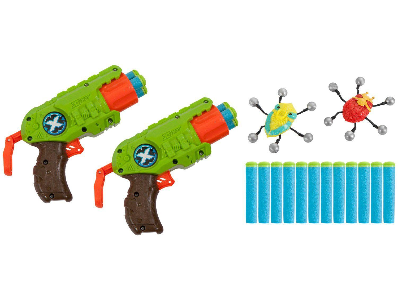 Lançadores de Dardos Double Predator Bug Attack - Candide