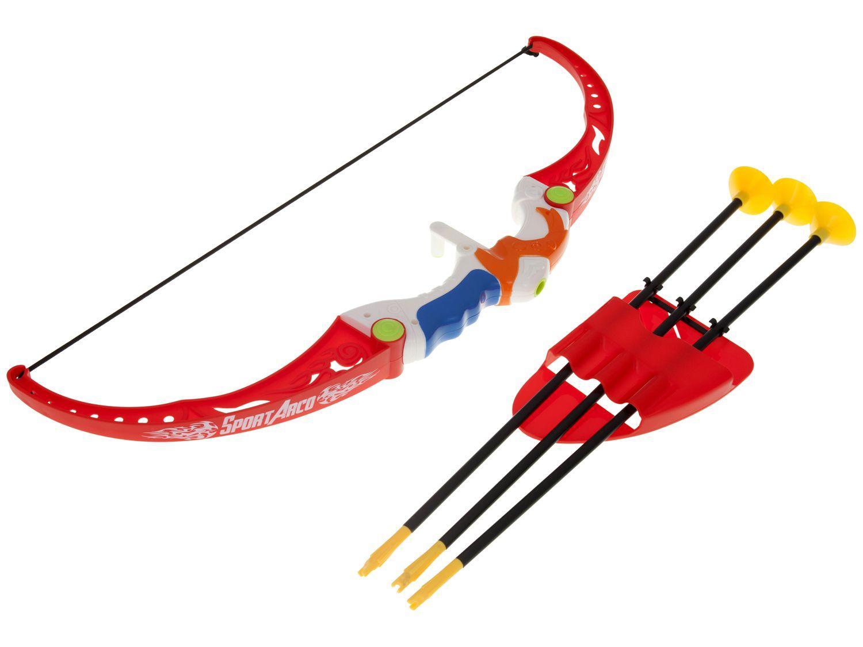 Arco e Flecha de Brinquedo - Sport Arco Braskit