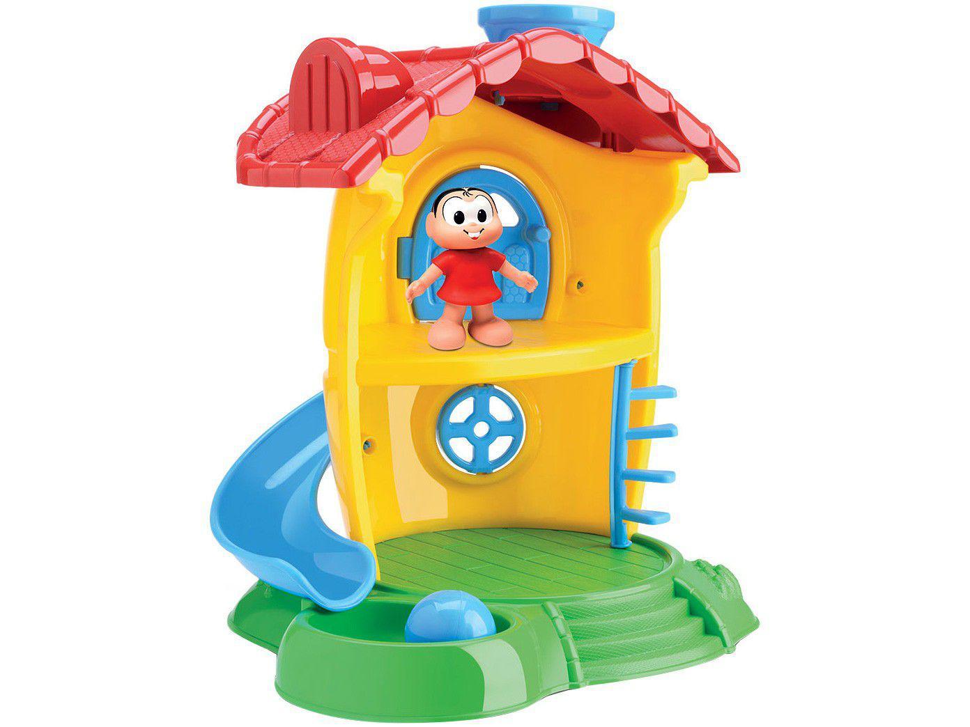 Casinha Turma da Mônica Quartinho - Samba Toys