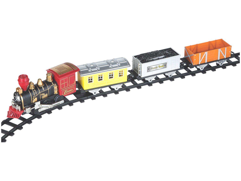Locomotiva Expresso - Braskit