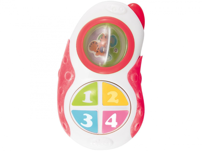 Telefone Pura Diversão Baby Tell - Emite Som e Luz Yes Toys