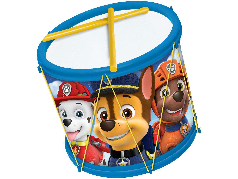Bumbo de Brinquedo Patrulha Canina - Elka