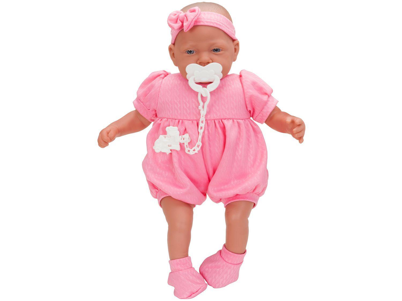 Boneca Reborn Pesadinho - Cotiplás