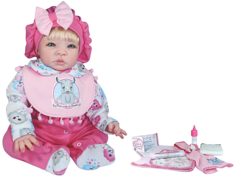 Boneca Reborn Doll Realist Brianna - com Acessórios Sid-Nyl