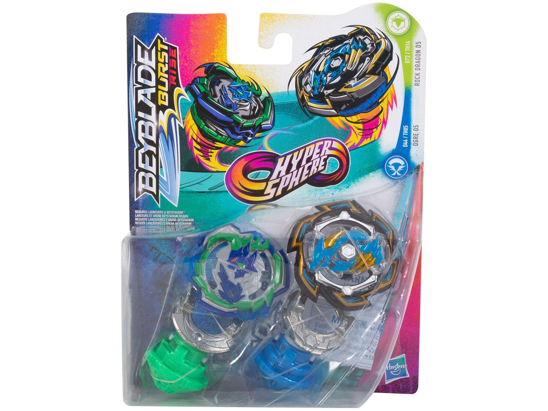 Beyblade Hasbro Hypersphere 2 Peças
