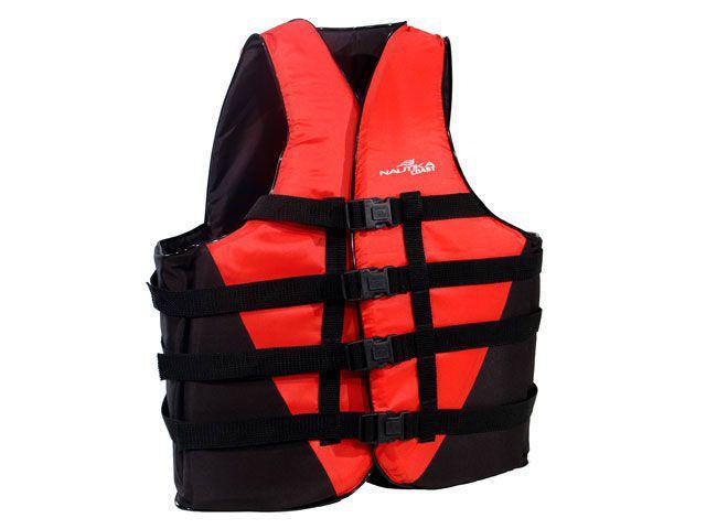 Colete Salva-Vidas 120kg - Nautika Coast