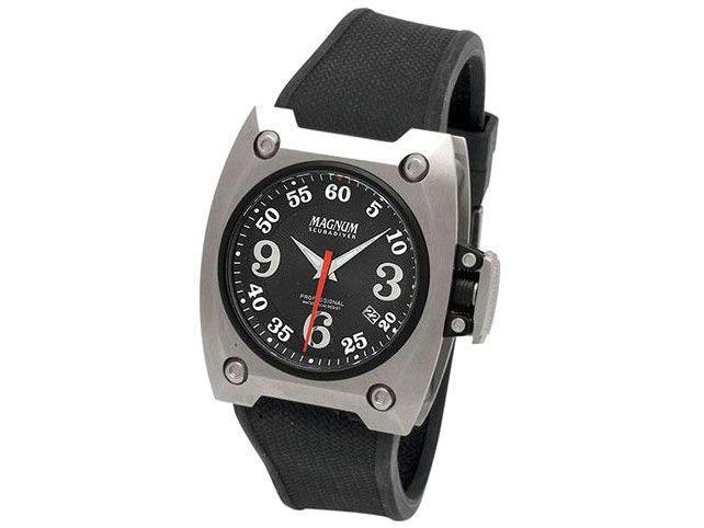 Relógio Masculino Magnum Analógico - MA 30883 T Preto
