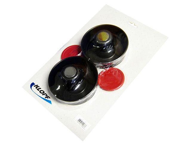 Kit Air Hockey 2 Rebatedores 2 Discos Klopf - 32037