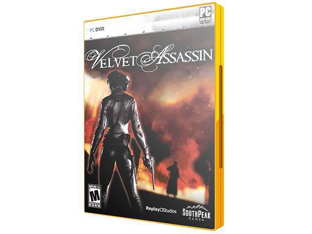 Velvet Assassin p/ PC - SouthPeak