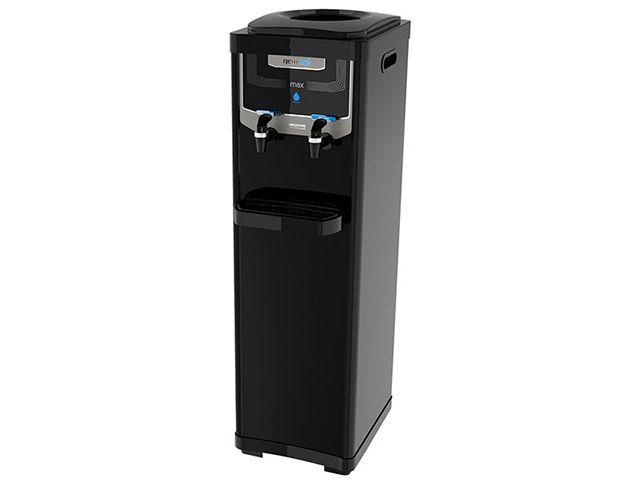 Bebedouro de Coluna Refrigerado por Compressor - Newup Max Black
