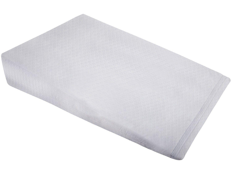 Travesseiro Antirrefluxo Fibrasca - Saúde e Bem Estar com Capa Protetora Impermeável