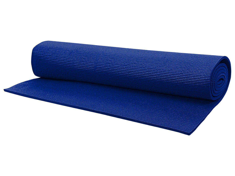 Tapete para Yoga/Pilates PVC 1 Peça Acte Sports - T11