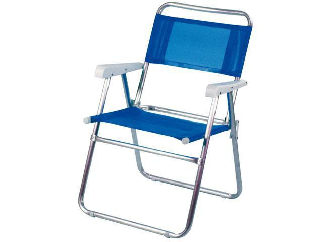 Cadeira Master Alumínio - Mor 2102