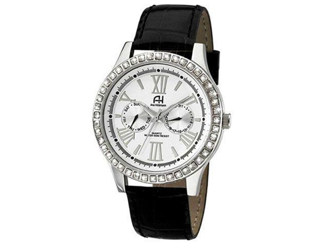 Relógio Feminino Ana Hickmann Analógico - Resistente à Água AH 30031 N
