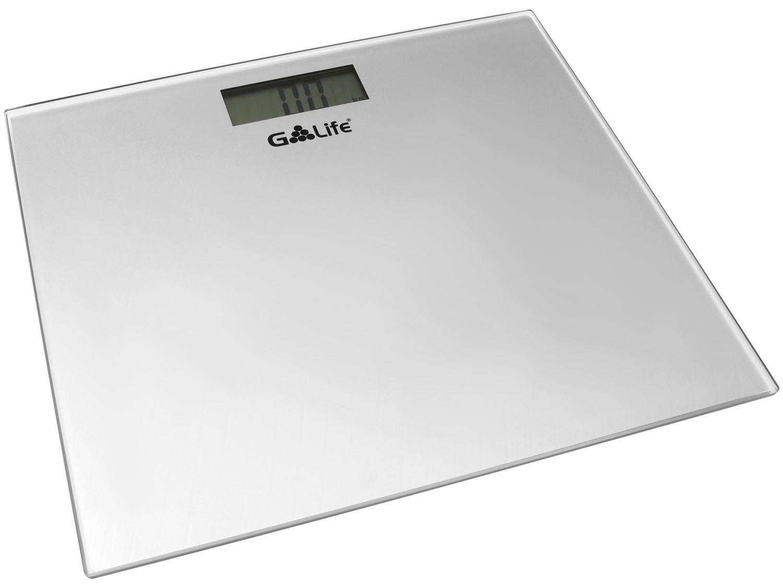 Balança Digital até 150kg Vidro Temperado Polar - Slim