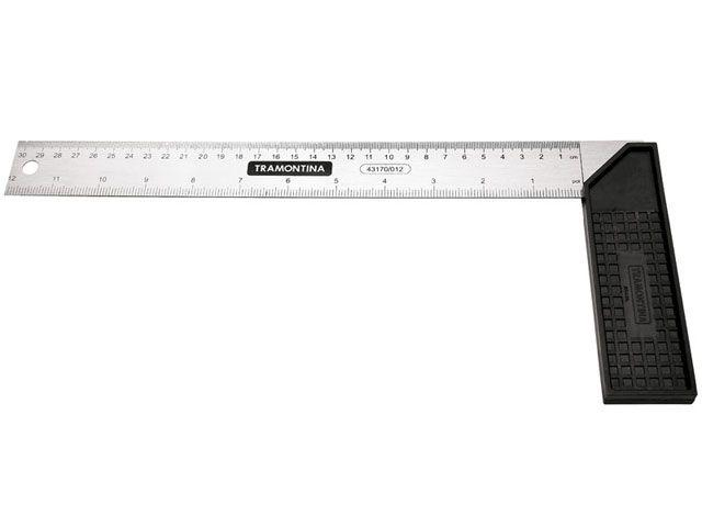 Esquadro 30cm Tramontina - 43170/012