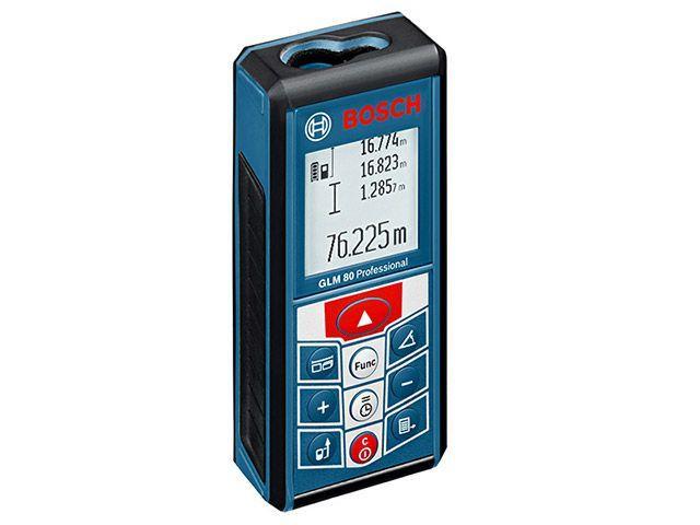 Medidor de Distância - Bosch GLM 80 + R 60 Professional