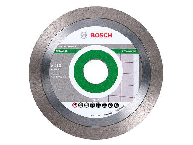 Disco de Corte Diamantado Bosch - FPP-Cont
