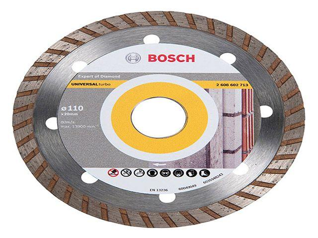 Disco de Corte Diamantado Bosch - Up Turbo