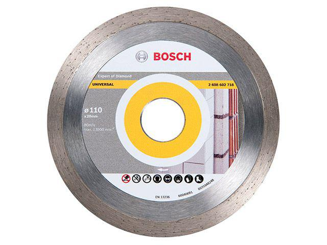 Disco de Corte Diamantado Bosch - Up Contínuo