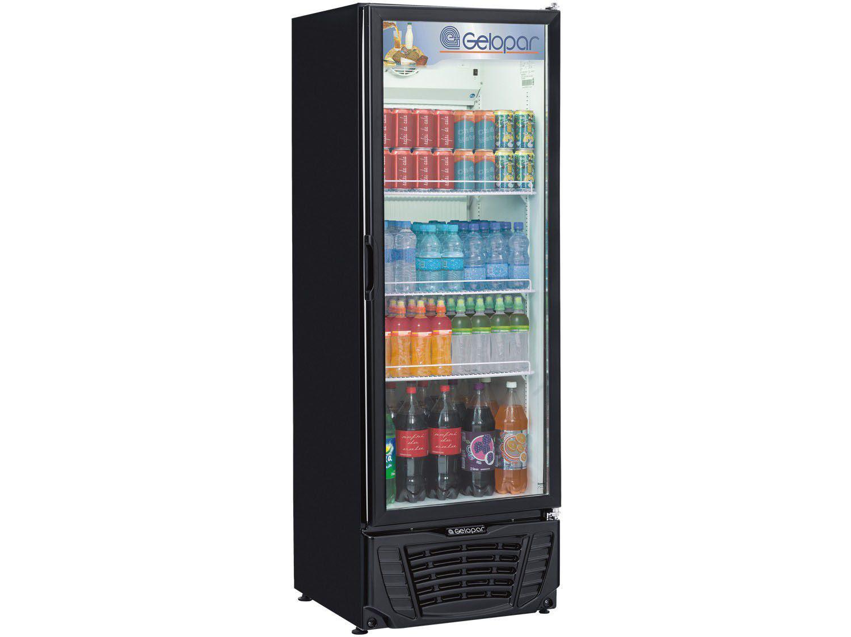 Expositor/Refrigerador Vertical Gelopar 414L - GPTU-40PR 1 Porta