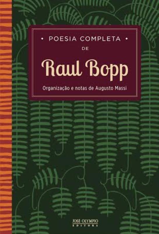 Poesia Completa de Raul Bopp