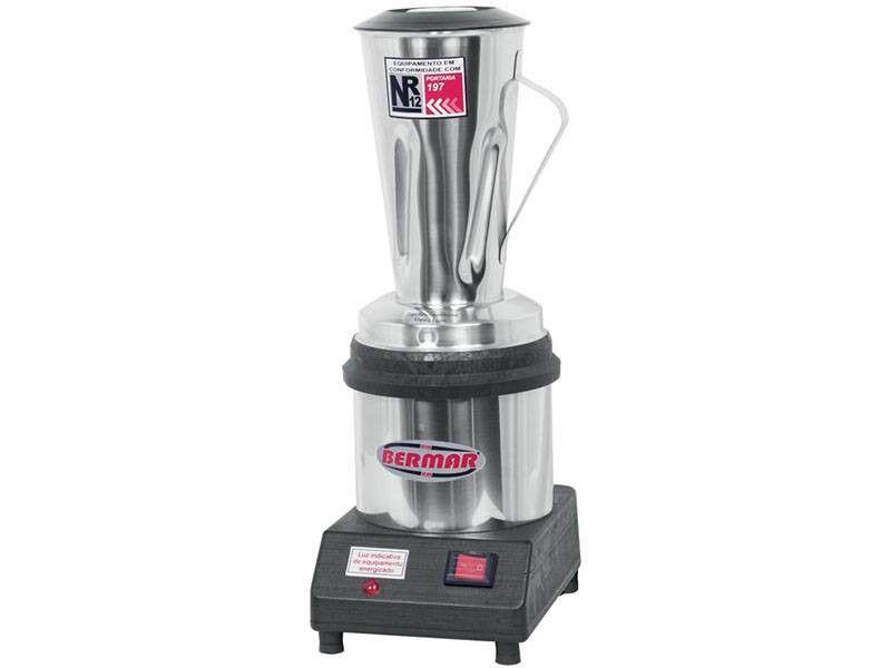 Liquidificador Industrial BM 42 NR Inox - Bermar