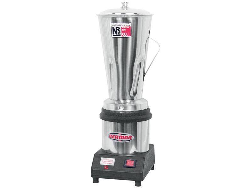 Liquidificador Industrial BM 43 NR Inox - Bermar