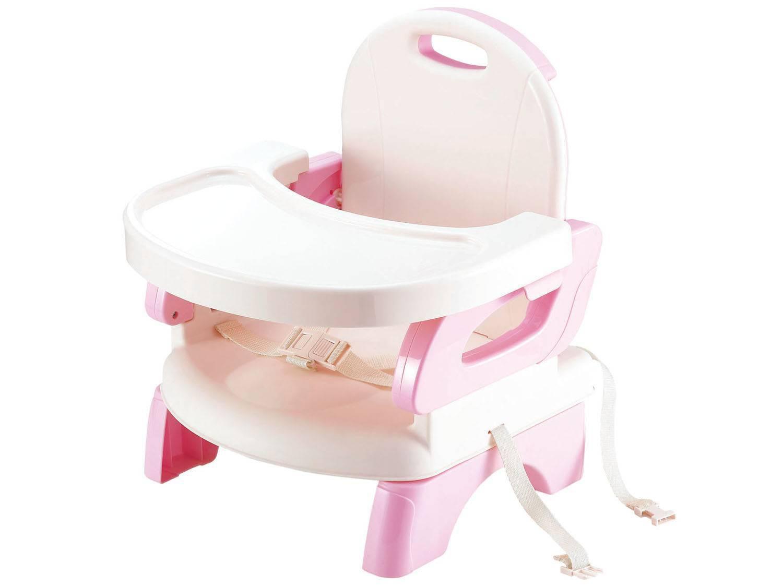 Cadeira de Alimentação Portátil Mastela - Flex 2 Posições de Altura até 15kg