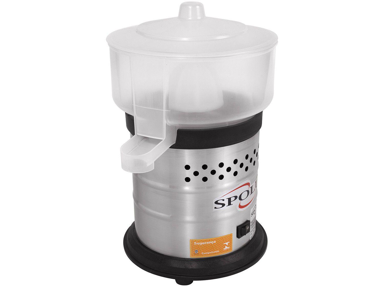 Espremedor de Frutas Industrial Spolu Pocket - Elétrico Inox 200W 1L