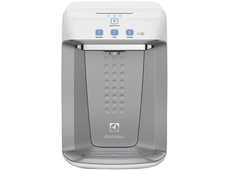 Purificador de Água Electrolux Refrigerador - Eletrônico Branco PA21G Água Gelada e Natural