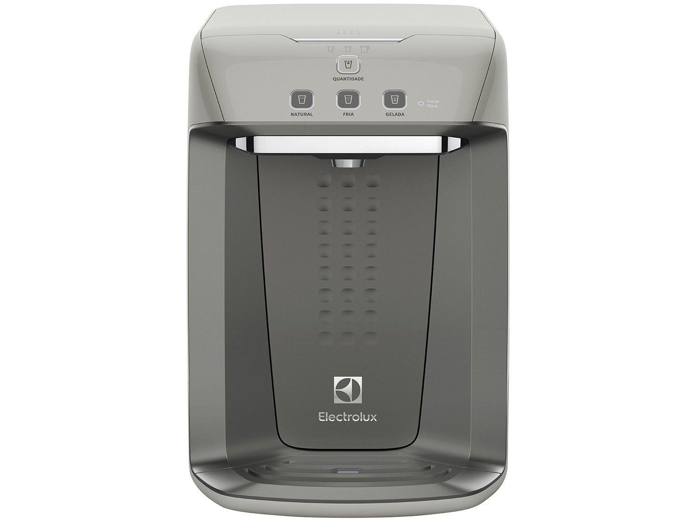 Purificador de Água Electrolux Refrigerador - Eletrônico Cinza PA26G Água Gelada e Natural