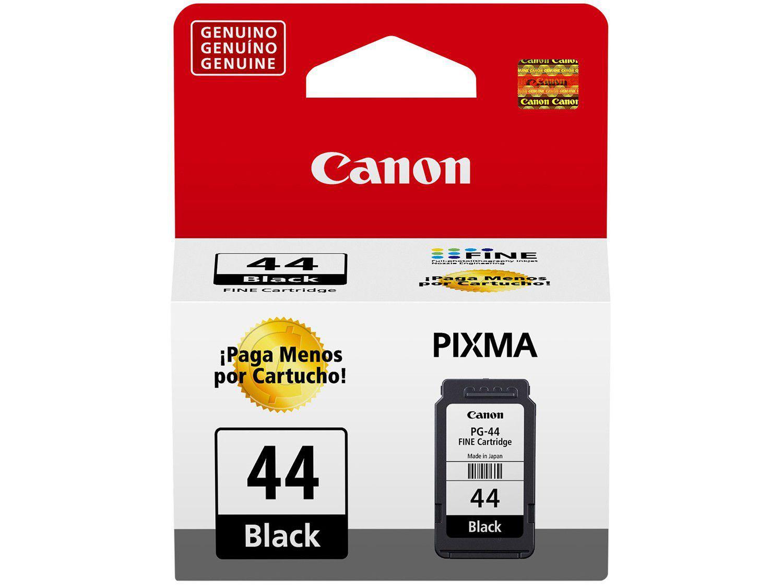 Cartucho de Tinta Canon PG 44 Preto - Original