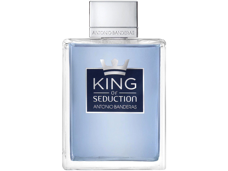 Perfume Antonio Banderas King of Seduction - Masculino Eau de Toilette 200ml