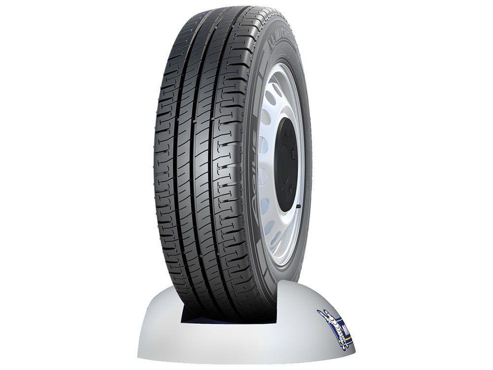 "Pneu Aro 15"" Michelin 225/70R15C - Agilis R 112/110R para Van e Utilitários"