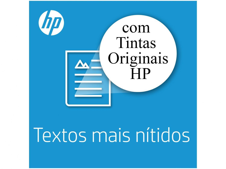 Cartucho de Tinta HP Colorido 664 - Original