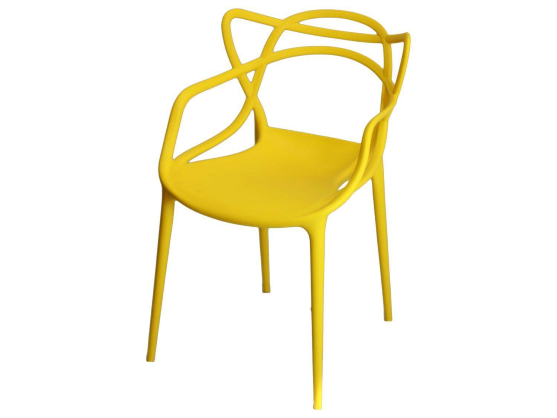 Cadeira Polipropileno Allegra - OR - 1116 OR Design