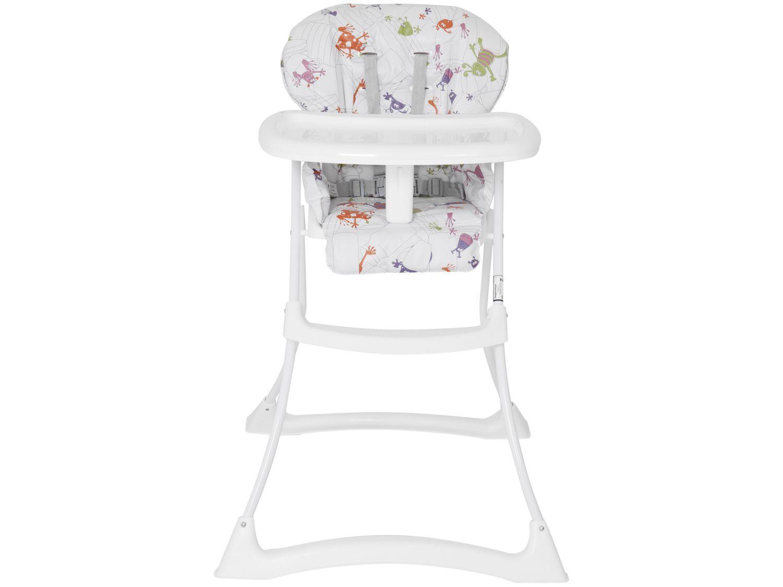 Cadeira de Alimentação Burigotto Papa & Soneca - Reclinável para Crianças de até 15 Kg
